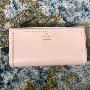 Kate Spade Leather Wallet